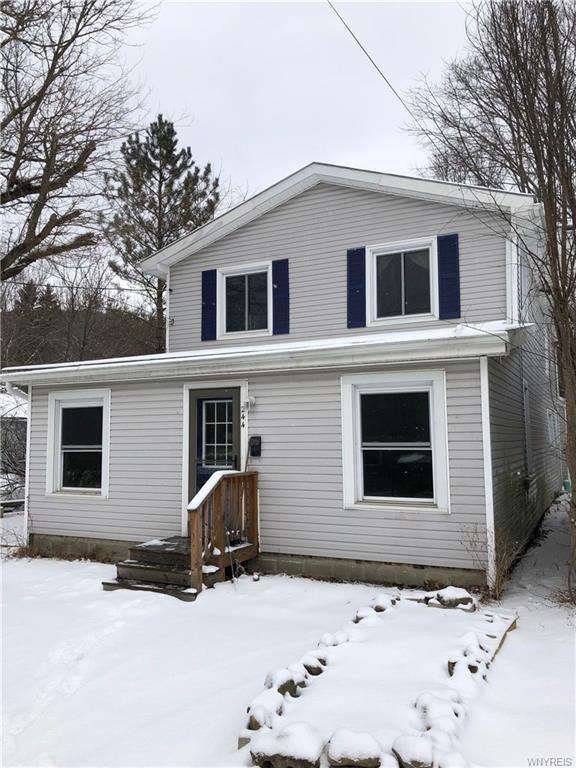 Photo of home for sale at 244 West State Street, Salamanca-city NY