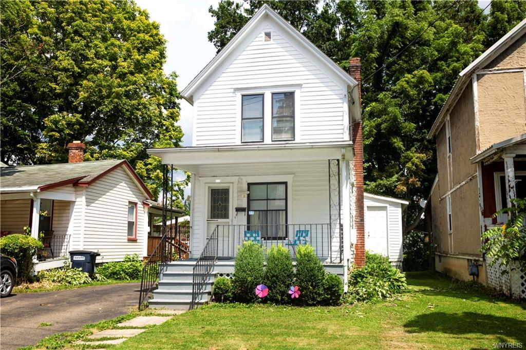 Photo of home for sale at 103 Walnut Street, Persia NY