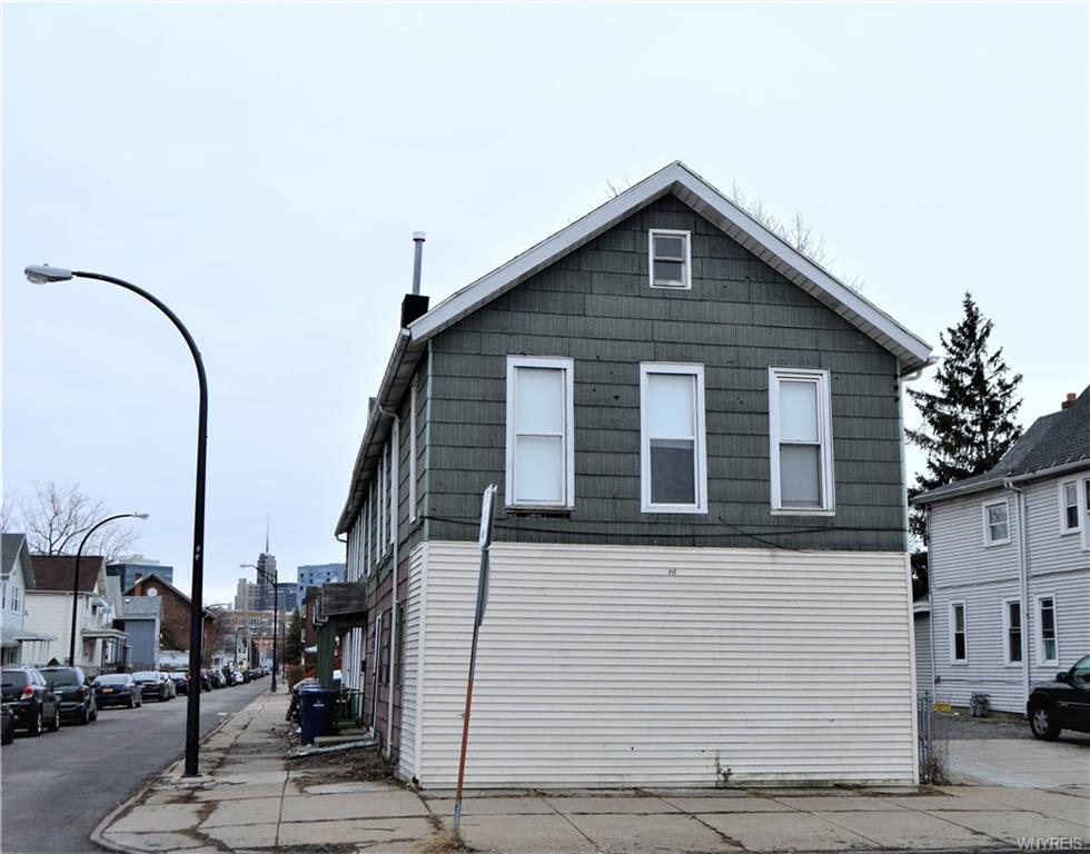 Photo of home for sale at 251 Maryland Street, Buffalo NY