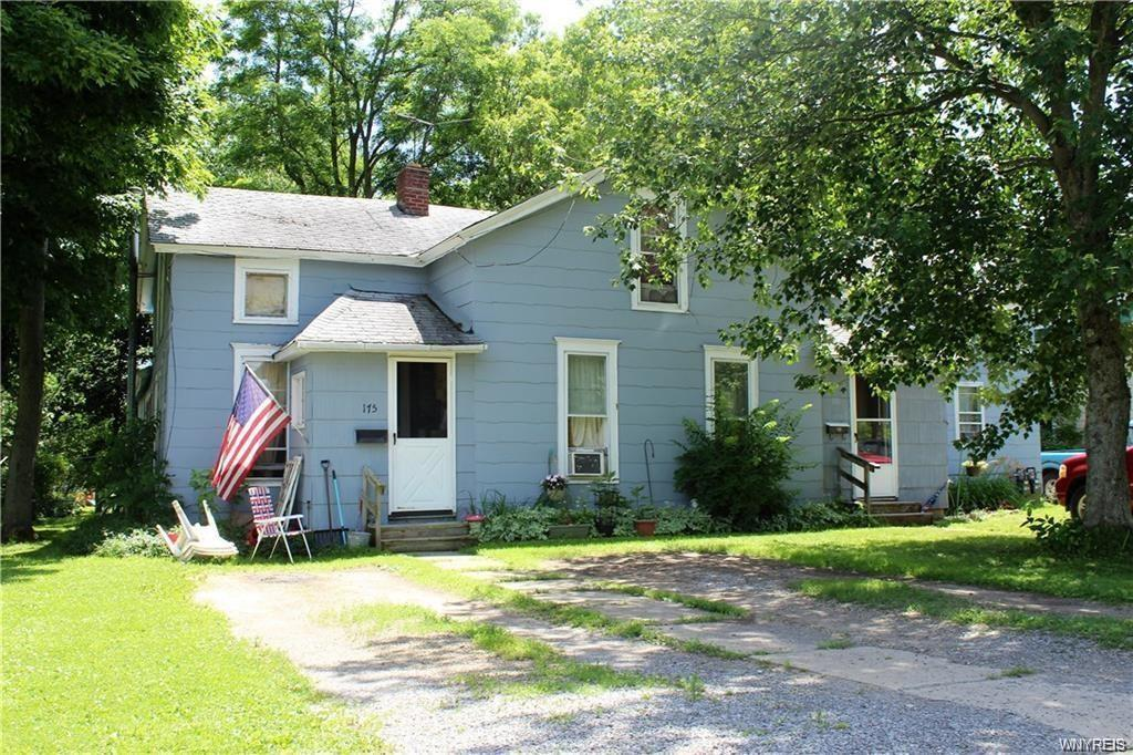 Photo of home for sale at 173-175 Buffalo Street N, Concord NY