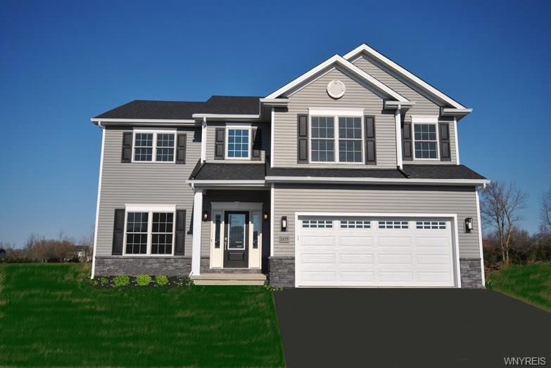 Photo of home for sale at 5379 Briannas Nook, Clarence NY