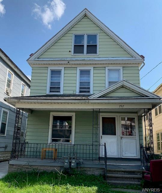 Photo of home for sale at 197 Grote Street, Buffalo NY