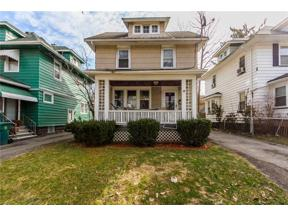 Property for sale at 212 Bidwell Terrace, Rochester,  New York 14613