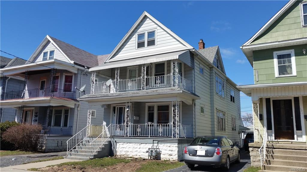 Photo of home for sale at 104 Pooley Place, Buffalo NY
