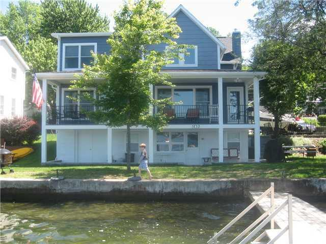 Photo of home for sale at 5732 Lake Road E, Conesus NY