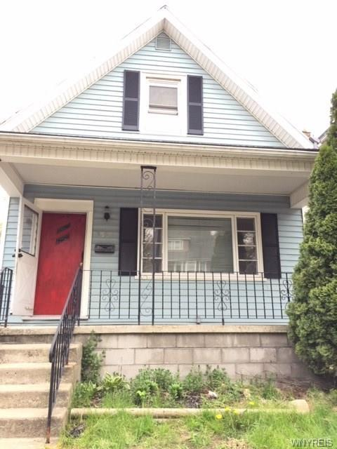 Photo of home for sale at 355 Parkdale Avenue, Buffalo NY