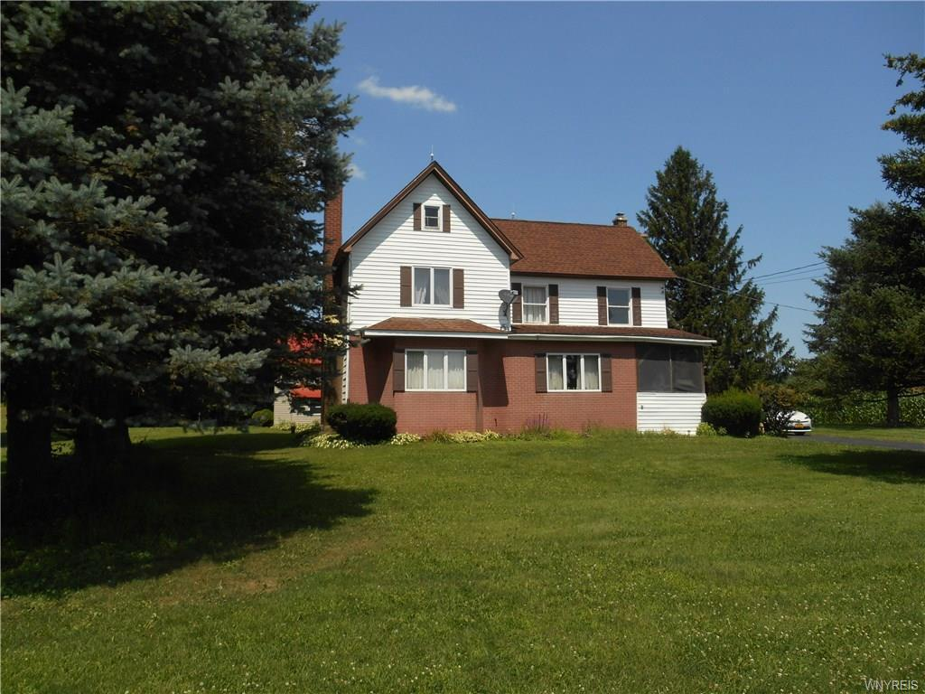 Photo of home for sale at 13220 Schutt Road, Sardinia NY