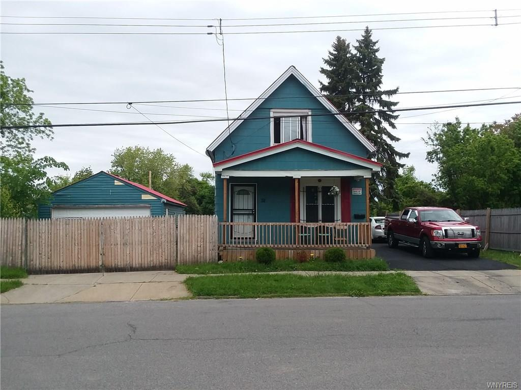Photo of home for sale at 30-32 Box Avenue, Buffalo NY