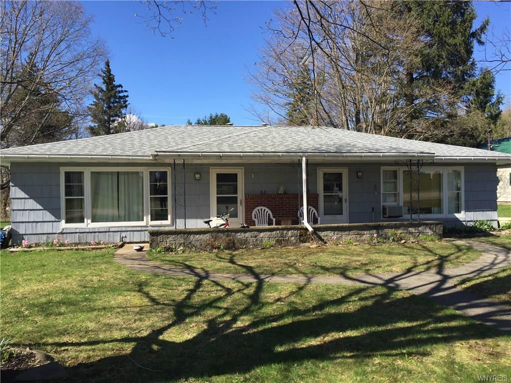 Photo of home for sale at 5370 Williams Avenue, Ashford NY