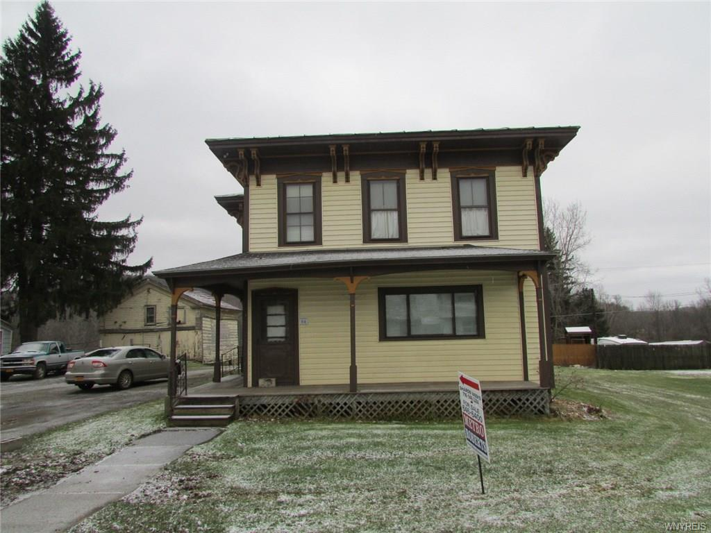 Photo of home for sale at 84 Main Street W, Friendship NY