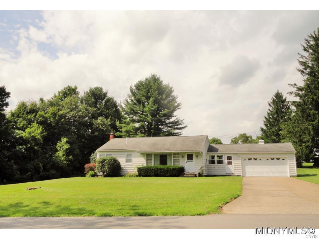 Photo of home for sale at 52 Monticello Street, Richfield NY
