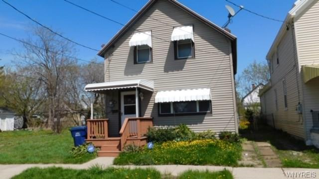 Photo of home for sale at 111 Shumway Street, Buffalo NY