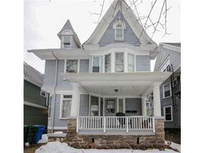 Property for sale at 43 Oxford Street, Rochester,  New York 14607