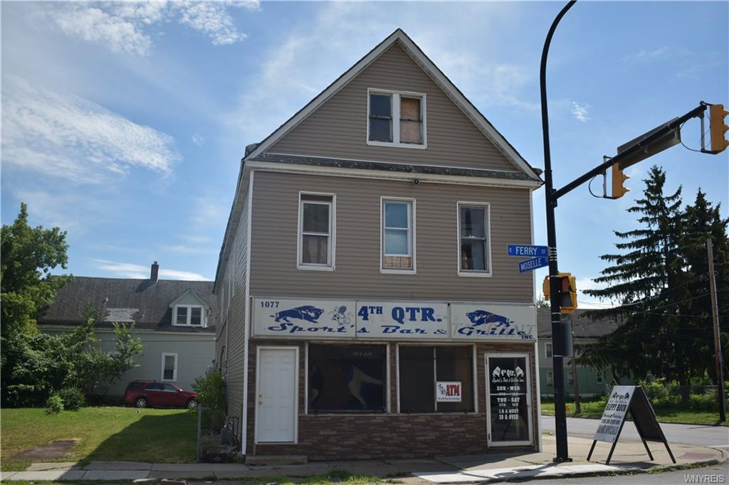 Photo of home for sale at 1077 Ferry Street E, Buffalo NY
