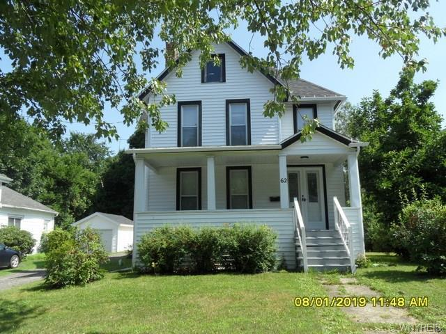 Photo of home for sale at 62 Cushing Street, Pomfret NY