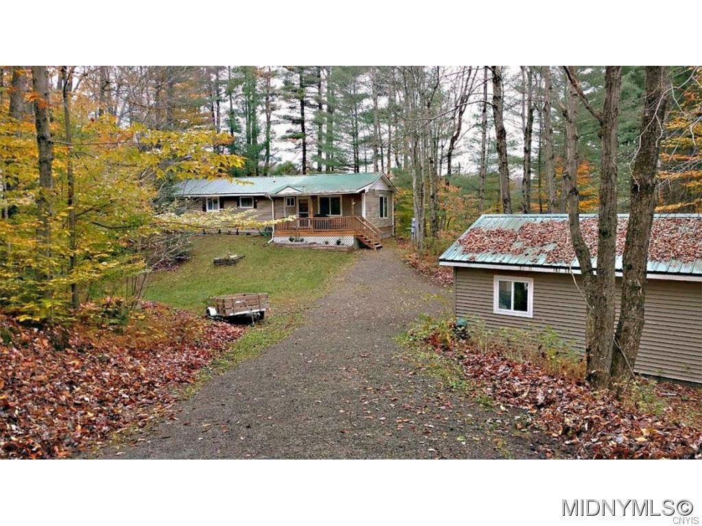 Photo of home for sale at 313 Pardee Road, Russia NY