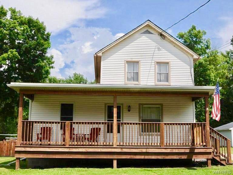 Photo of home for sale at 97 Main Street S, Portville NY