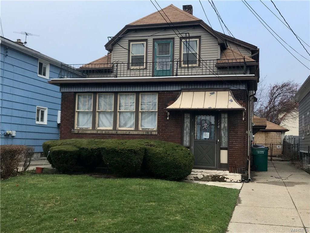 Photo of home for sale at 110 Gerald Ave, Buffalo NY