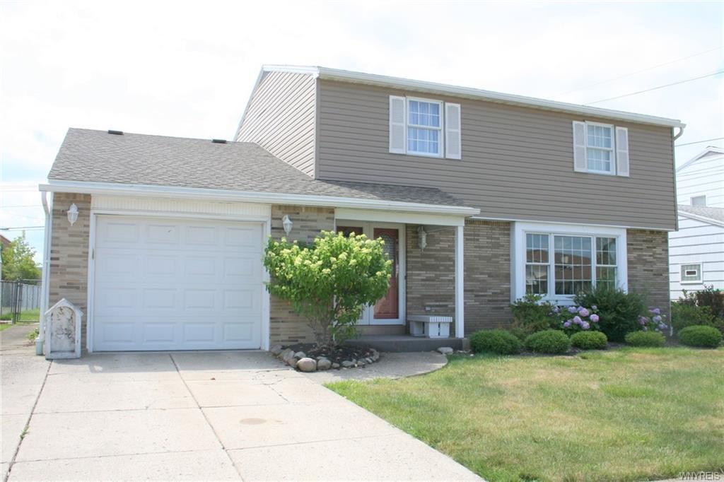 Photo of home for sale at 203 Zoerb Avenue, Cheektowaga NY