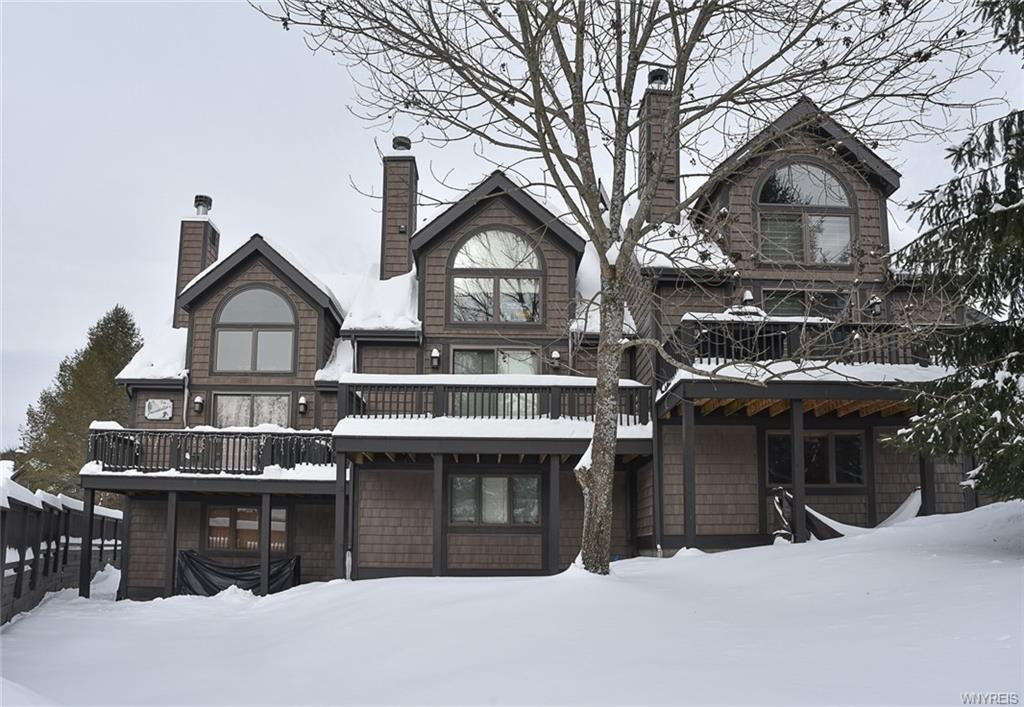 Photo of home for sale at 92 Woods Road-The Woods, Ellicottville NY