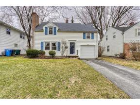 Property for sale at 107 Edgemont Road, Rochester,  New York 14620