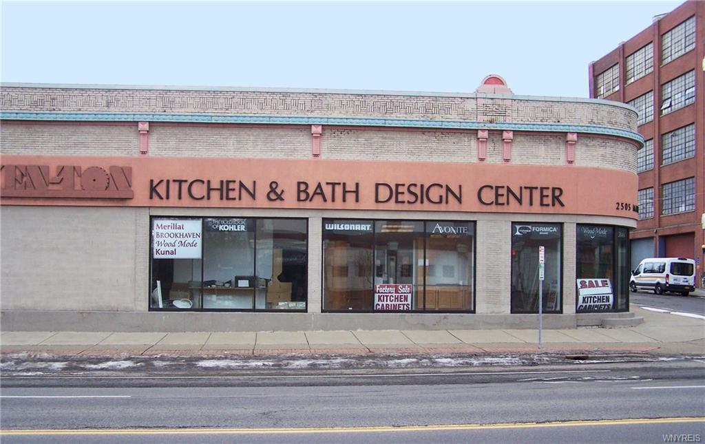 Photo of home for sale at 2505 Main Street, Buffalo NY