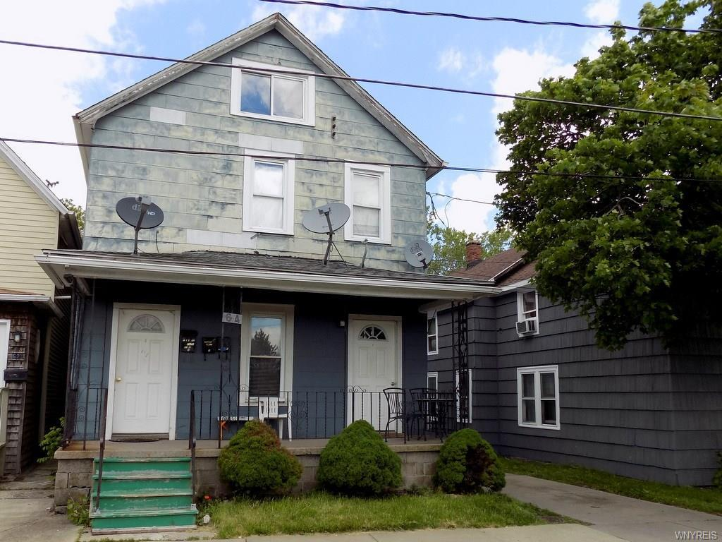 Photo of home for sale at 64 Saint James Street, Lancaster NY