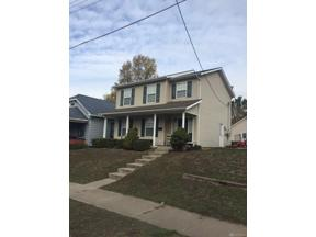 Property for sale at 1705 Lafayette Avenue, Middletown,  Ohio 45044