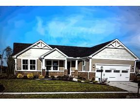 Property for sale at 891 Cedar Grove Drive, Tipp City,  Ohio 45371
