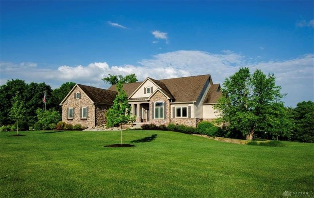 Photo of home for sale at 10971 Cold Spring Drive, Washington Twp OH