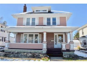 Property for sale at 1327 Limestone Street, Springfield,  Ohio 45503
