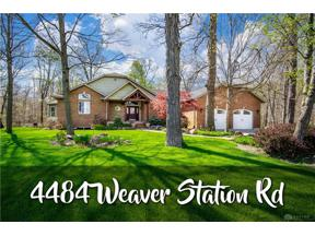 Property for sale at 4484 Weaver Station Road, Greenville,  Ohio 45331