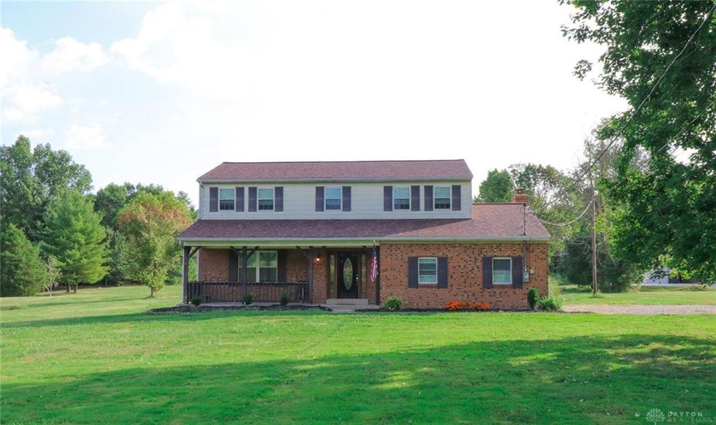 Photo of home for sale at 8724 Morrow Rossburg Road, Pleasant Plain OH
