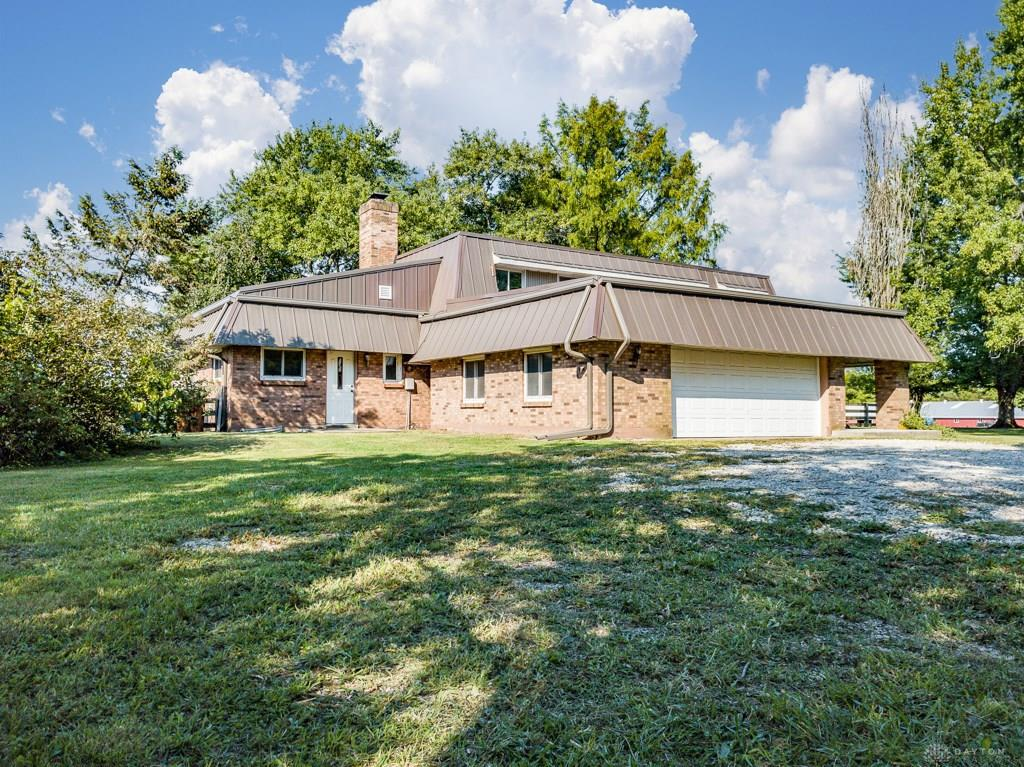 Photo of home for sale at 4297 Route 123, Franklin Twp OH