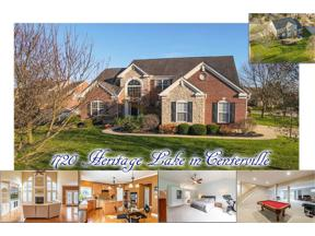 Property for sale at 1720 Heritage Lake Drive, Centerville,  Ohio 45458