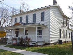 Property for sale at 91 Franklin Street, Bellbrook,  Ohio 45305