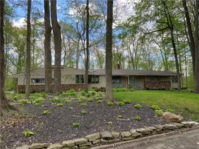 Property for sale at 1250 Ridgewood Drive, Troy,  Ohio 45373