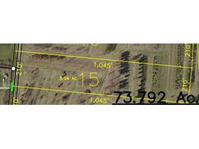 Property for sale at Lot 15 Nixon Camp Road, Turtlecreek Twp,  Ohio 45054