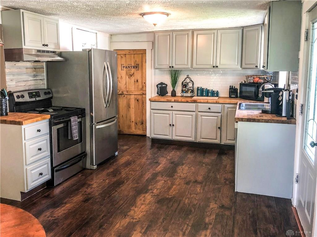 Photo of home for sale at 11164 Ayres Pike, New Carlisle OH