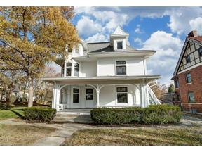 Property for sale at 824 Fountain Avenue, Springfield,  Ohio 45504