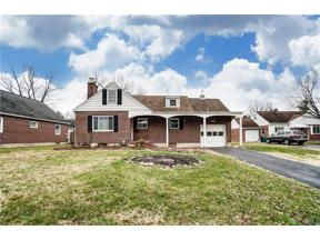 Property for sale at 1208 Belvoir Avenue, Kettering,  Ohio 45409
