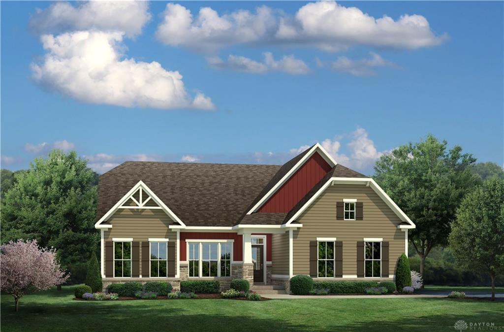 Photo of home for sale at 2128 Creswell Drive, Beavercreek Township OH