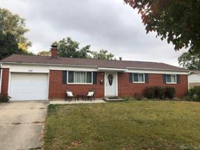 Property for sale at 162 Hartman Avenue, Tipp City,  Ohio 45371