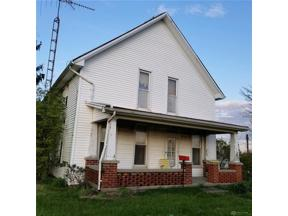 Property for sale at 1401 State Route 122, Eaton,  Ohio 45320