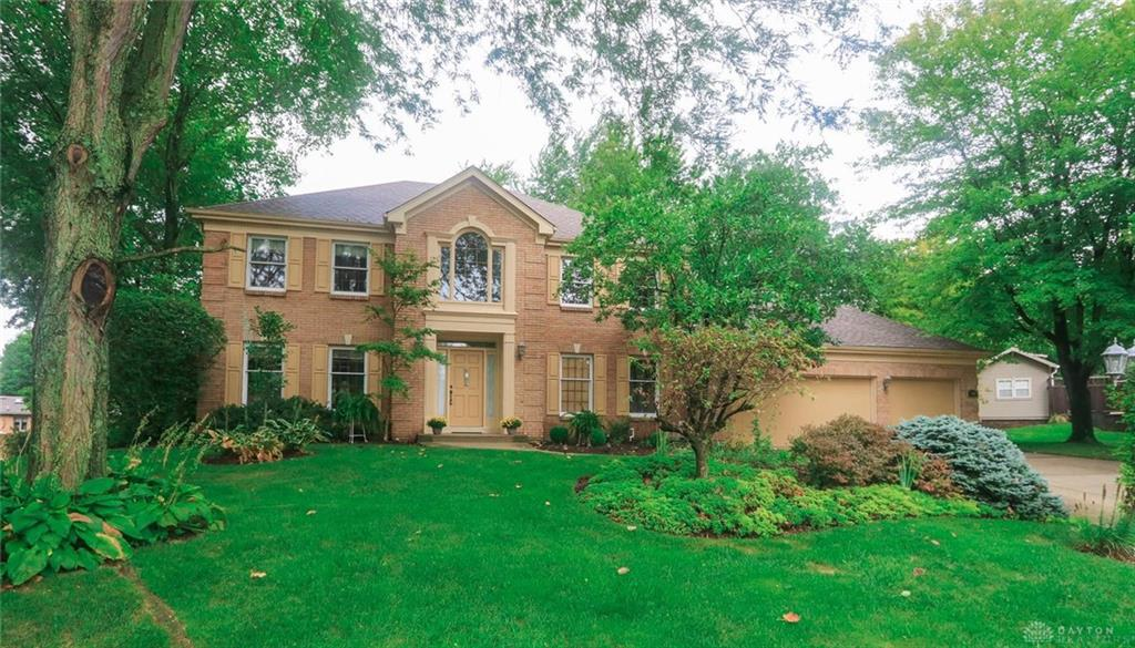 Photo of home for sale at 508 Vincent Court, Middletown OH