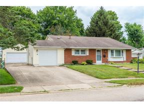 Property for sale at 1837 Ironwood Drive, Fairborn,  Ohio 45324