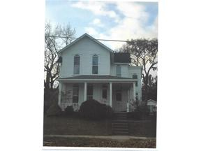Property for sale at 424-424 1/2 Mulberry Street, Troy,  Ohio 45373