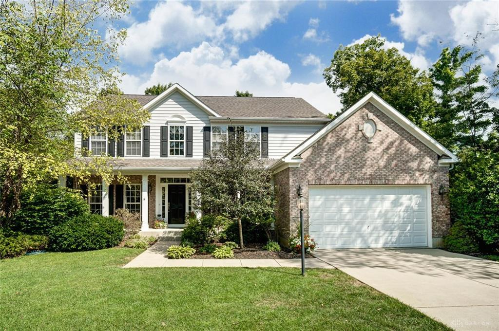 Photo of home for sale at 7085 Airy View Drive, Liberty Twp OH