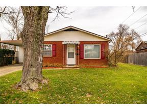 Property for sale at 3029 Sudbury Drive, Kettering,  OH 45420