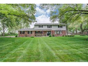 Property for sale at 996 Lincolnshire Drive, Troy,  OH 45373
